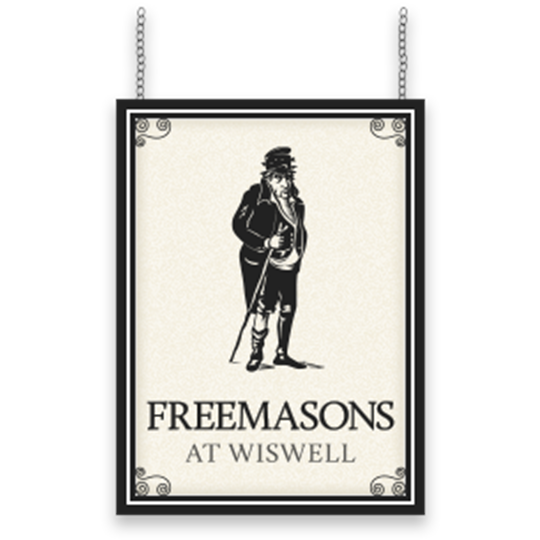 The Freemasons at Wiswell