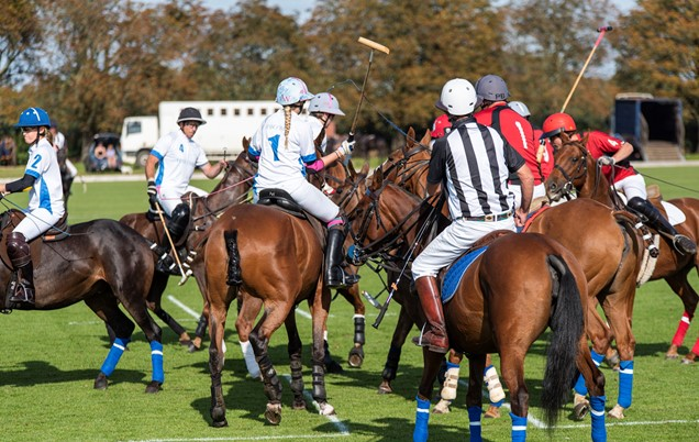 Tenth Anniversary Polo Day Raises Over £63,000