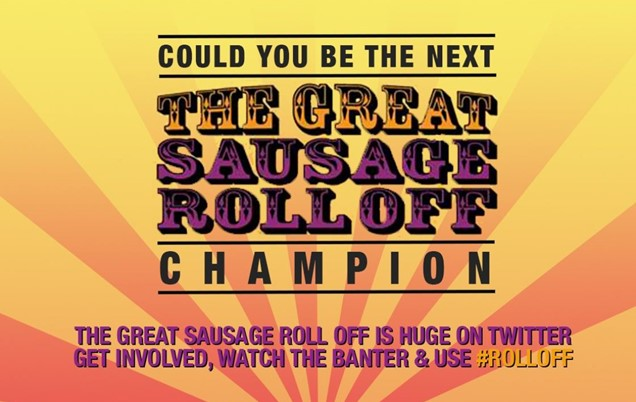 The Great Sausage Roll Off
