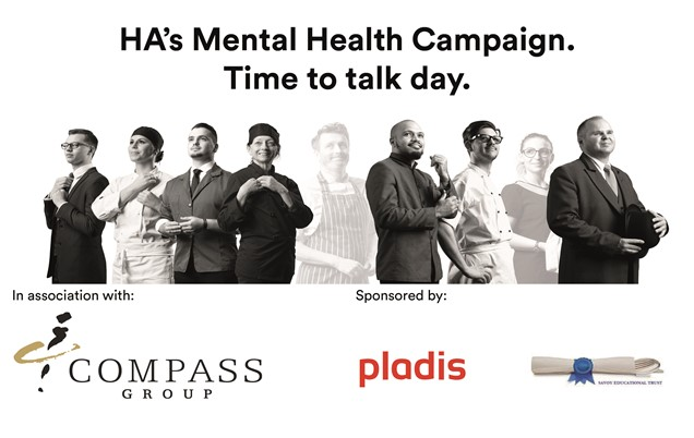 On time to talk day, we want to encourage you to start a conversation about how you're feeling