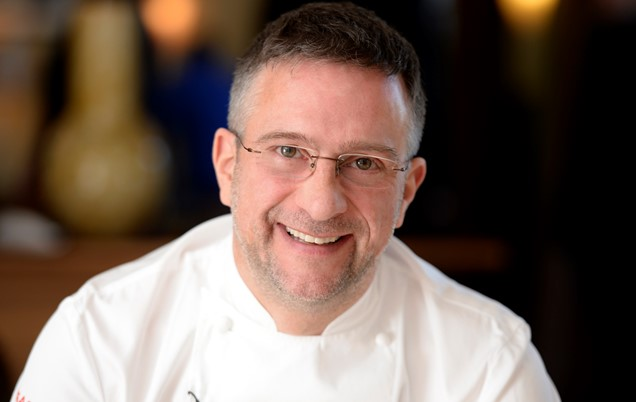 HA Welcomes Alain Roux as a Patron