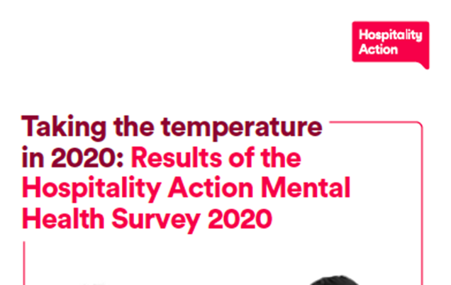 Taking The Temperature - our 2020 Mental Health Survey